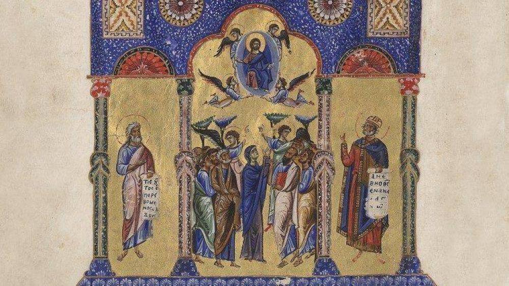 Papa: con la Ascensión el Señor nos recuerda que la meta es el Cielo