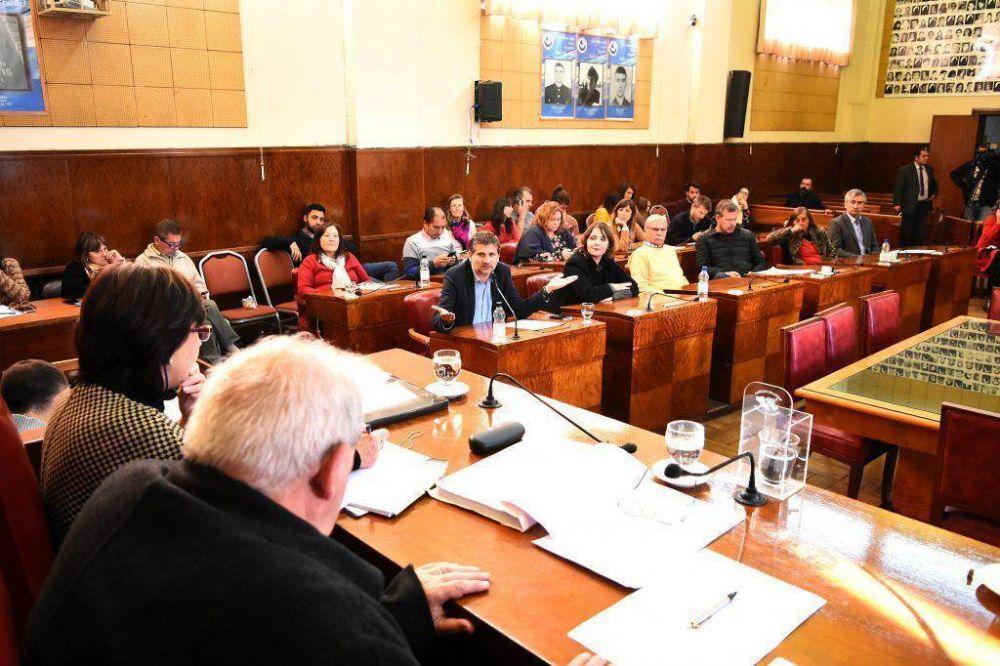 El Concejo rechazó rendiciones de cuentas de la Municipalidad