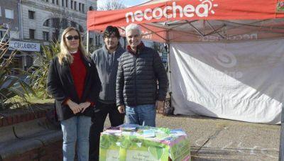Salud montó un stand informativo por el Día Nacional de la Donación de Órganos