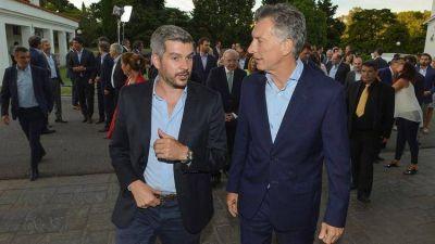 La vieja guardia peronista volvió a la Casa Rosada para reunirse con Mauricio Macri y Marcos Peña