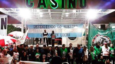 Por las movilizaciones populares, Vidal dio marcha atrás con el cierre del casino de Necochea