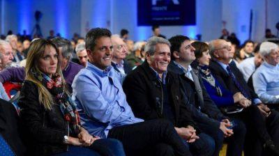 Las 10 frases de Sergio Massa en el Congreso del Frente Renovador