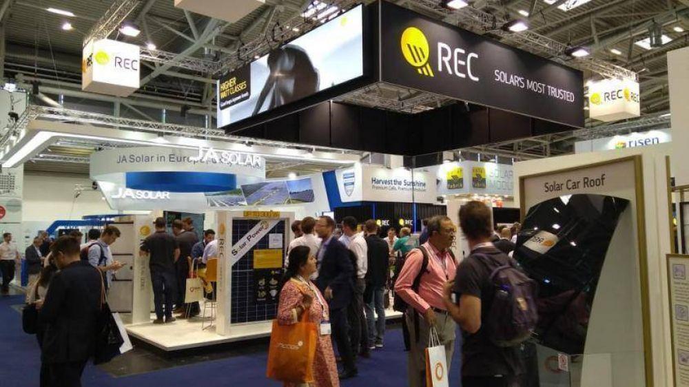 Expectativa para energía solar mendocina en Alemania