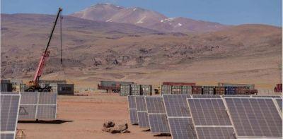Se recibieron 56 ofertas para inversiones en energías renovables