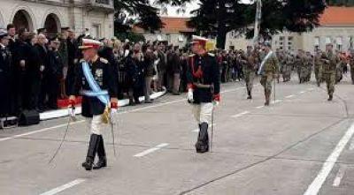 Bendicen a Ejército Argentino en su 209° aniversario