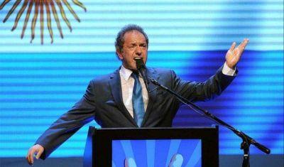 Elecciones 2019: Scioli ratificó su candidatura presidencial e irá a una PASO