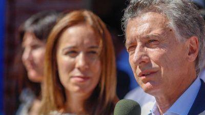 Corte de boleta en la provincia de Buenos Aires: el desafío de María Eugenia Vidal alimenta el temor de Mauricio Macri