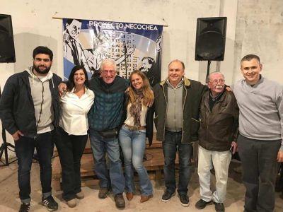 Gisela Barbieri inauguró local y nuevo espacio político kirchnerista