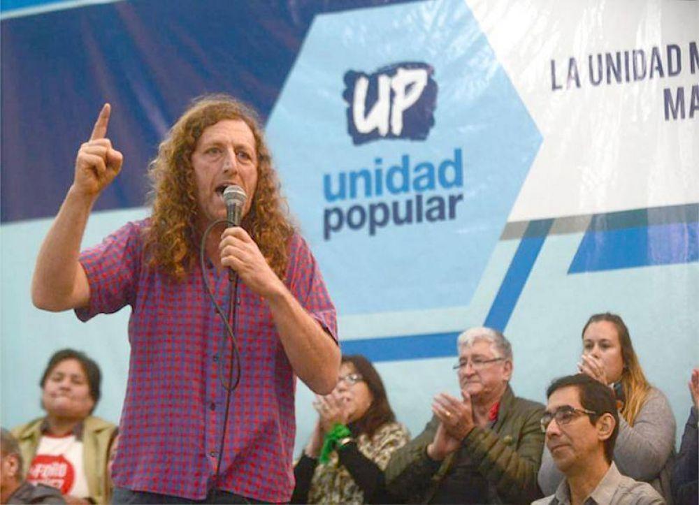 De Isasi: podría ser candudato por UP