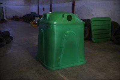 """El municipio instalará 50 contenedores """"campanas verdes"""" para residuos reciclables"""