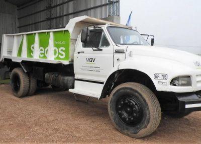 Continúa la recolección diferenciada de residuos en los barrios de General Villegas