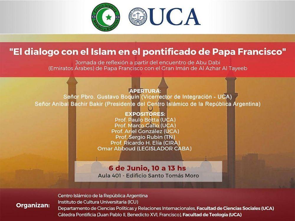 El dialogo con el Islam en el pontificado de Papa Francisco
