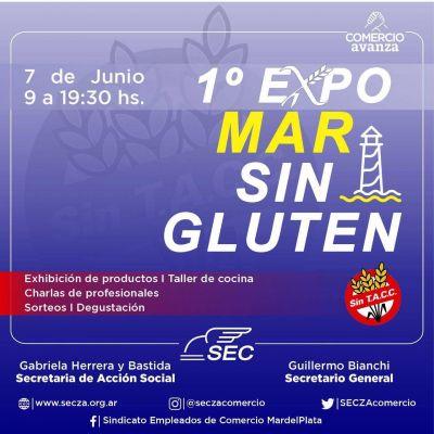 Se realizará la 1º Expo Mar Sin Gluten