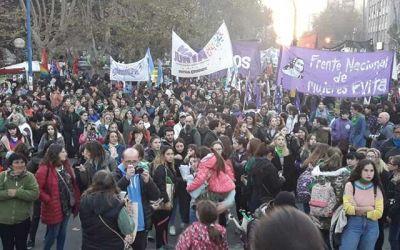 """Miles de personas marcharon en una nueva edición de """"Ni Una Menos"""""""