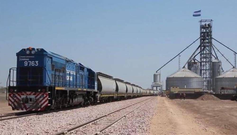 Ferroviarios ratificaron paritaria de 17% por 5 meses con empresas de cargas