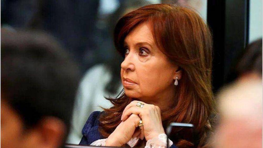 Cristina Kirchner deberá cobrar solo una de las dos pensiones que reclamaba