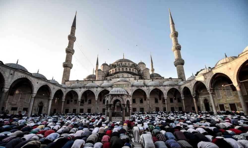 Millones de musulmanes culminan el mes sagrado del Ramadán
