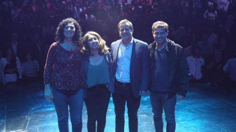 Mariano Recalde lanzó su candidatura a jefe de gobierno porteño pero el kirchnerismo todavía negocia un acuerdo con Victoria Donda y Matías Lammens