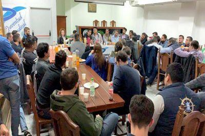 La Juventud Sindical de la CGT puso primera y armó agenda