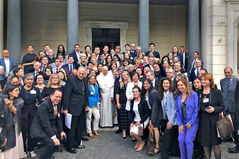 El papa Francisco, preocupado por el uso impropio de la ley y la presión a los jueces