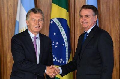 Comercio, defensa, Mercosur y Venezuela: la agenda del encuentro que tendrán hoy Macri y Bolsonaro