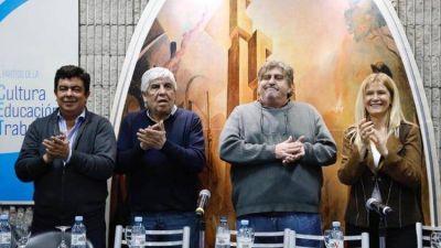 Hugo Moyano presiona al PJ para sumar sindicalistas en las boletas de la fórmula Fernández-Fernández