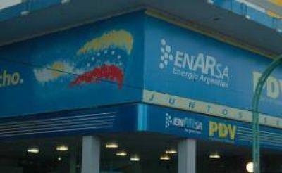 Con un remate en San Isidro, PDVSA cerró su última estación de servicio