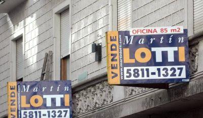 Por la crisis, cerraron más de 900 inmobiliarias en lo que va del año en Ciudad de Buenos Aires y Provincia