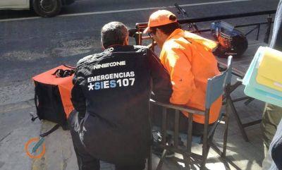 Flexibilizacion de hecho: otro mensajero de Rappi atropellado mientras trabajaba