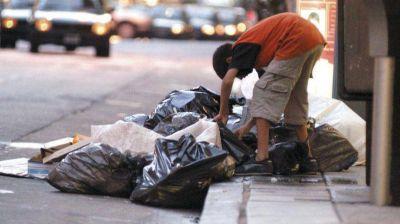 Según la UCA, más de la mitad de los niños y adolescentes son pobres en Argentina