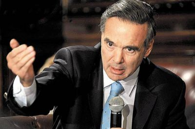 Pichetto se resigna a la diáspora en Alternativa Federal y dice que Urtubey será el candidato