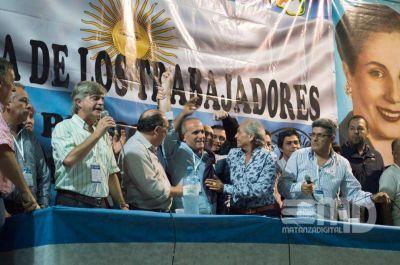 Las 62 Organizaciones Peronistas apoyarán las fórmulas FF, Kicillof-Magario y a Espinoza
