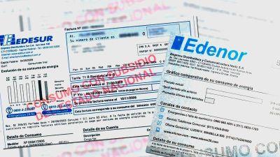 Regalo millonario: le condonan a Edenor y Edesur $ 7.000 millones de deuda