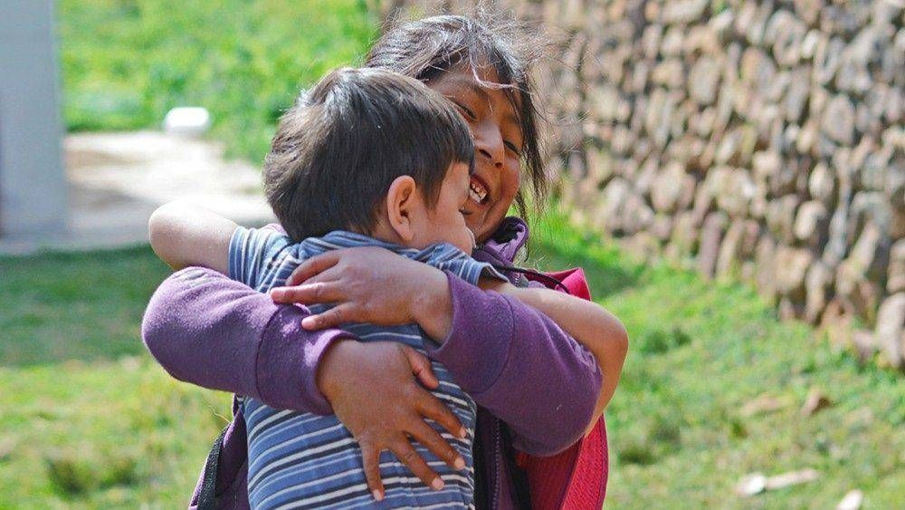 """""""Déjate abrazar"""". Jesuitas buscan potenciar su misión en la Amazonía"""