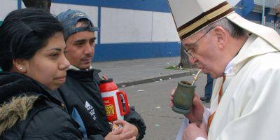 Y Bergoglio invitó a sus sacerdotes… a irse