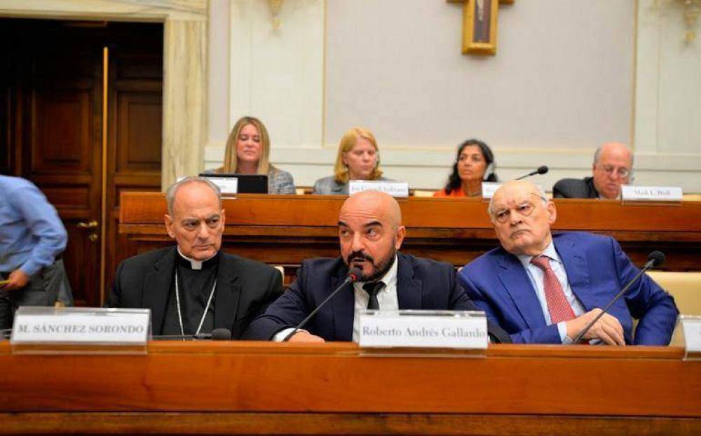 El Papa alienta una liga panamericana de jueces comprometidos con la justicia social