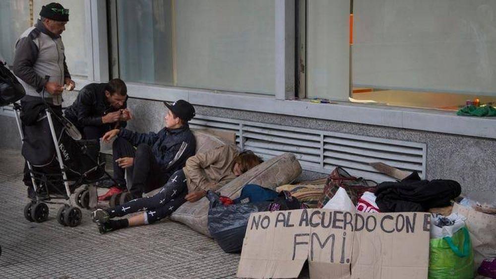 La Iglesia alertó sobre el aumento de la pobreza y reclamó más solidaridad en la colecta anual de Cáritas