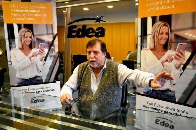 EDEA incorporó nuevas medidas para evitar largas filas y agilizar todos los trámites