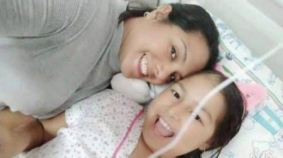 IOMA debe 3 meses de medicación a una niña con cáncer en sangre