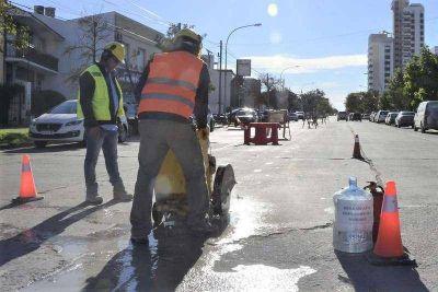 Parque Eólico: habrá cambios en calles y circuito deportivo por obras de tendido eléctrico