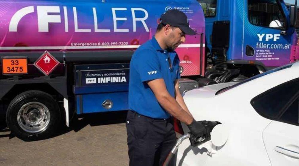Petroleras a la espera de una resolución que les permita la comercialización delivery de combustible