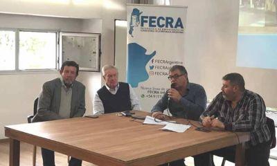 FECRA hizo pie en La Plata y extiende su influencia al sur de la provincia de Buenos Aires