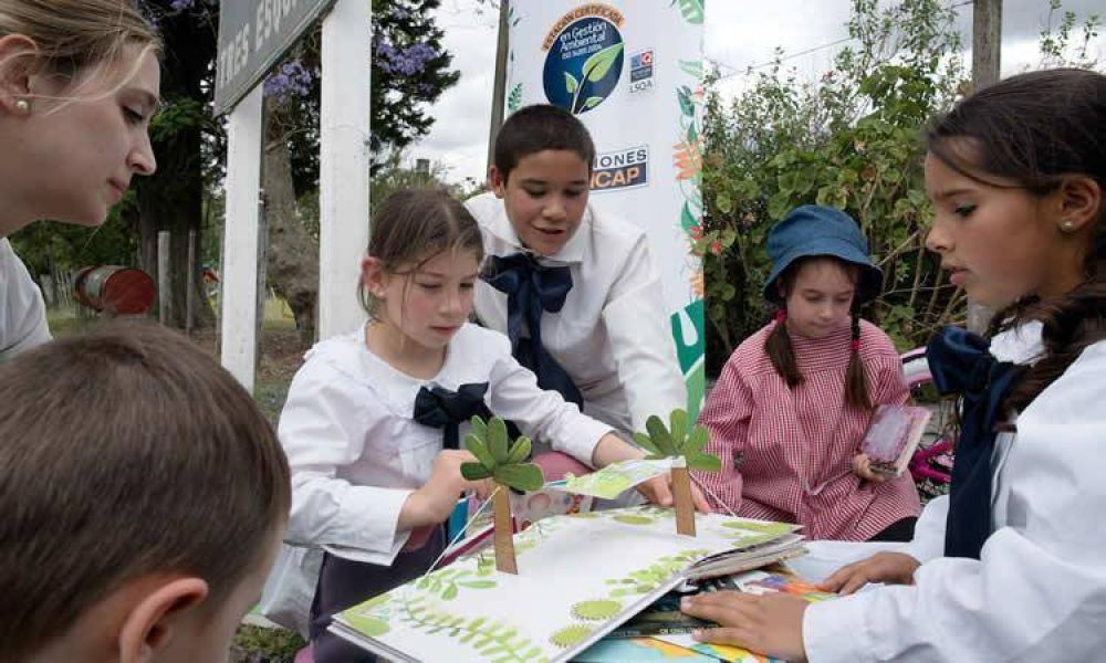 En el marco del Día Mundial del Medio Ambiente, ANCAP lanzó Eco Concurso para escolares