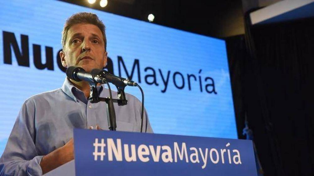 Sergio Massa quedó más cerca de cerrar un acuerdo electoral con el PJ y Unidad Ciudadana