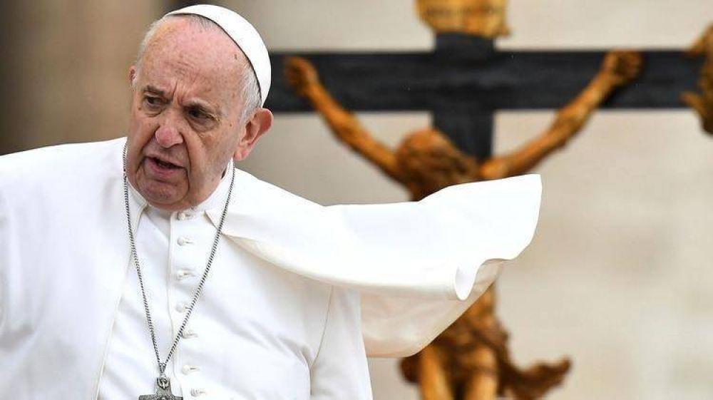 Cambio histórico: el papa Francisco modificó el Padre Nuestro