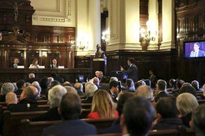 Los intendentes esperan un fallo favorable de la Corte por las tasas municipales