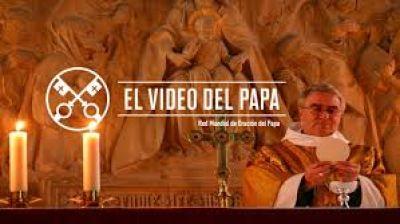 Video del Papa en junio: recemos por el estilo de vida de los sacerdotes