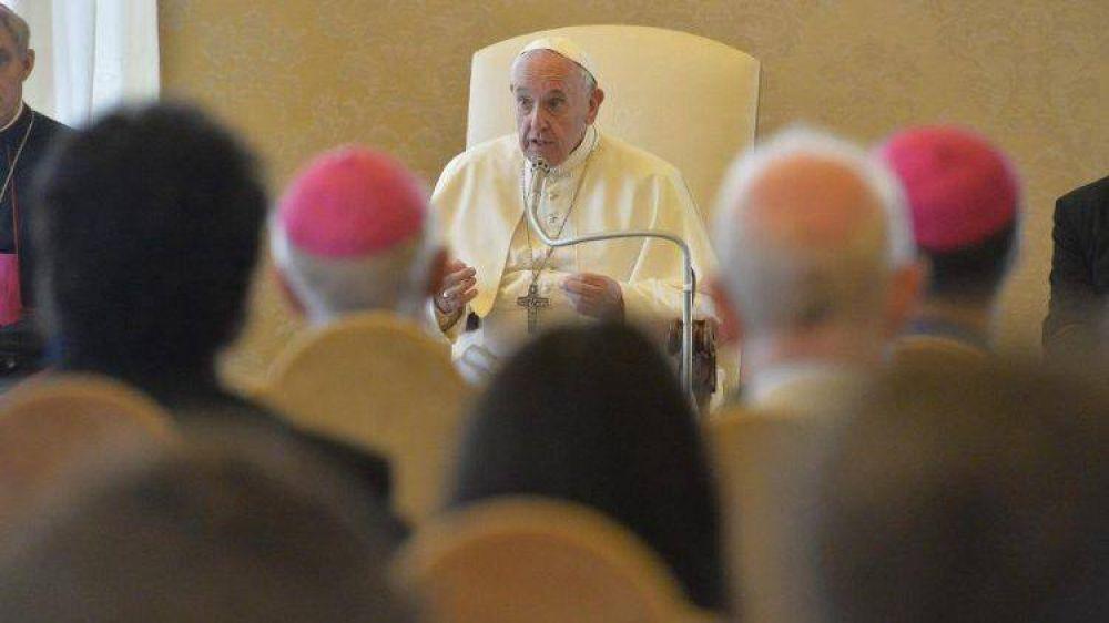 Papa Francisco: cultivar las vocaciones no significa buscar nuevos socios