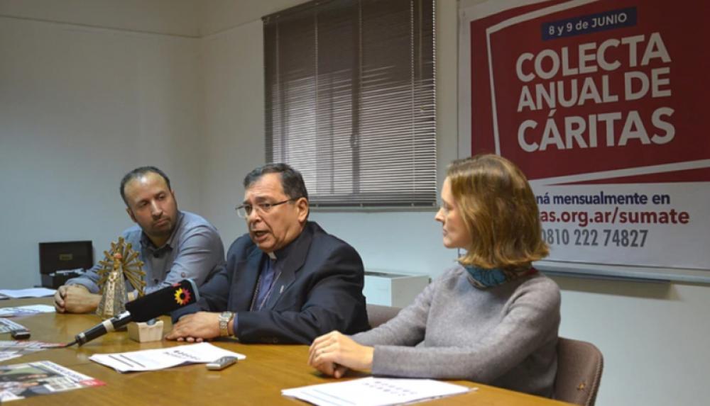Cáritas: La Iglesia pide generosidad ante la mayor demanda de comida