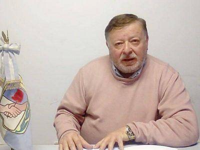 Balcarce: Guzmán es un candidato que tiene un gran nivel de aceptación